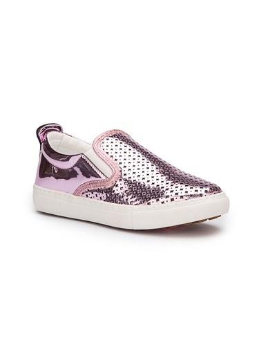 Pink Step Ayakkabı Pembe